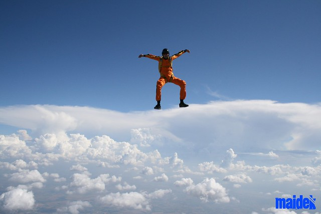 Surfing In The Sky
