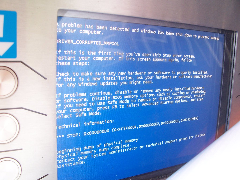 Don't use Windoze | From the machine at Montpellier, can als