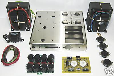 Triode Electronics Dynaco mk3 Kit | Want to to home-brew you
