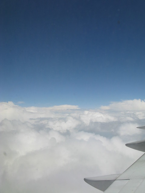 Nice above the Clouds