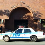 P115 NYPD Police Station Precinct 115, Jackson Heights, Queens, New York City