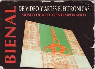 Bienal de video y artes electronicas, Santiago, 1999 | by jacques perconte