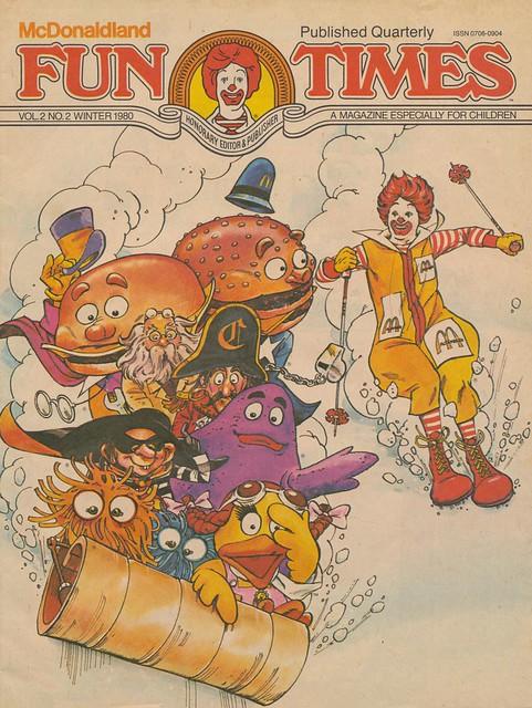 Fun Times - No. 2 Vol. 2 Winter 1980