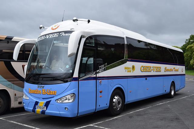 GT15GVT  Gee-Vee Travel, Barnsley