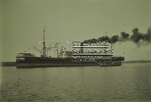 SS Venezuela Amsterdam | by Stichting Surinaams Museum