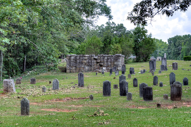 Old Waxhaw Presbyterian Church Cemetery