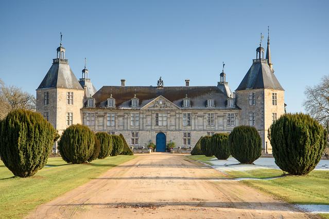 Château de Sully (Saône-et-Loire)