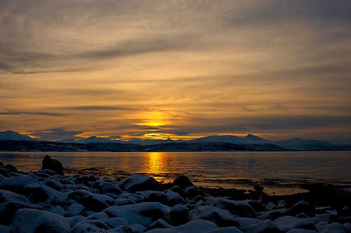 norway night landscape norge nikon nightshot norwegen fjord d3 auroraborealis tromsø nothernlights troms polarlicht tromsdalen polarkreis flyke polarlichter nothernlight nothernnorway landschatf thomaskoehler
