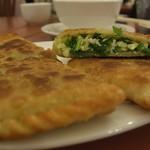 韭菜盒 Chive and Egg Pastries - Original Taste