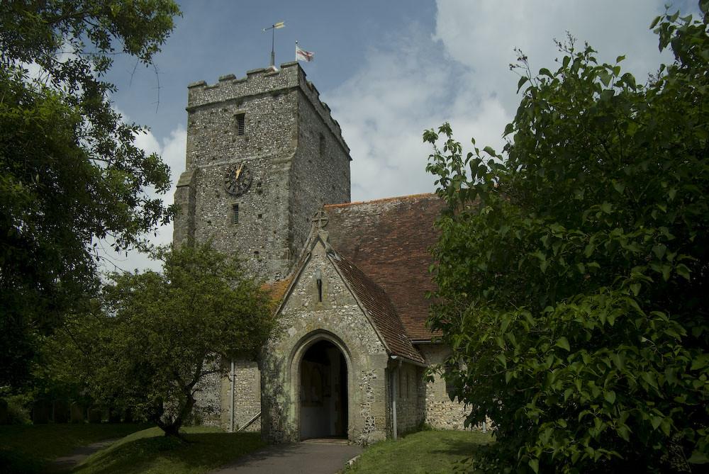 IMGP8786-Edit St Mary the Virgin at Burpham