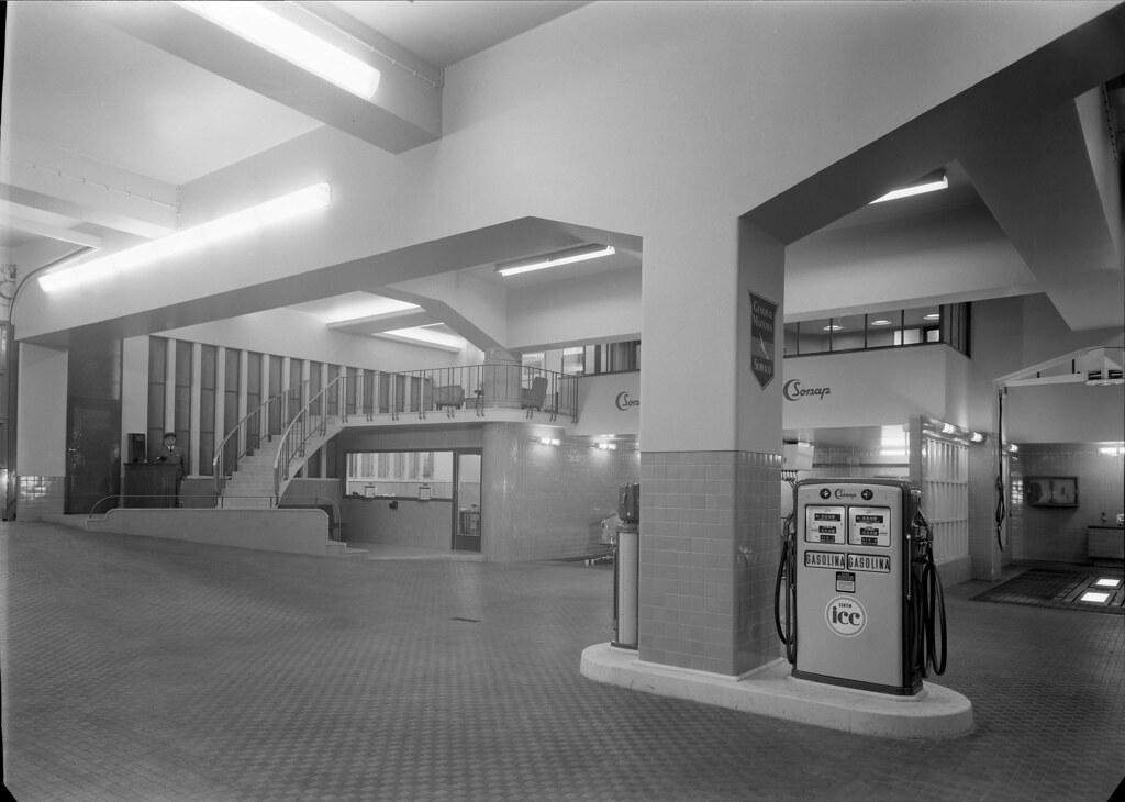 Garagem Sorel, Lisboa (M. Novais, s.d.)