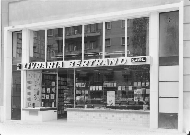 Livraria Bertrand. Lisboa Portugal