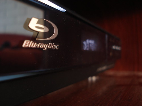 Blu-ray Player | by /pitzyper!