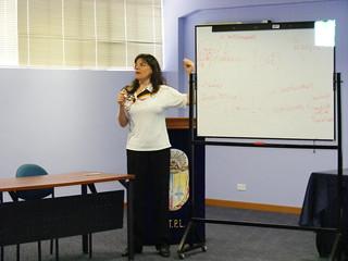 Roxana Goldstein | by Dirección de Comunicación UTPL
