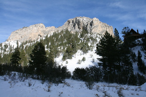 snow mt hiking charleston