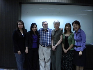 Singapore April 2010 MBSW Team and tutors