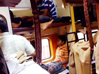 [India] インドのアグラからバラナシまで3等寝台で移動。 | by kimama_labo