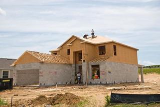 2nd Floor Construction