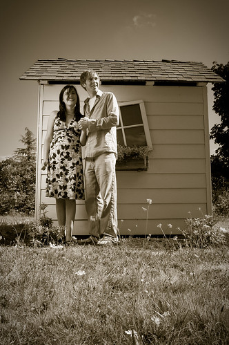 Chris & Jessica Engagement - First House | by Auzigog