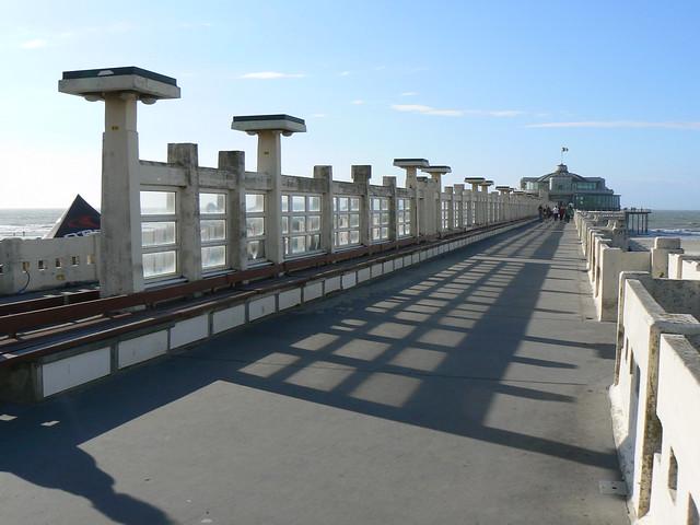 The pier, Blankenberge