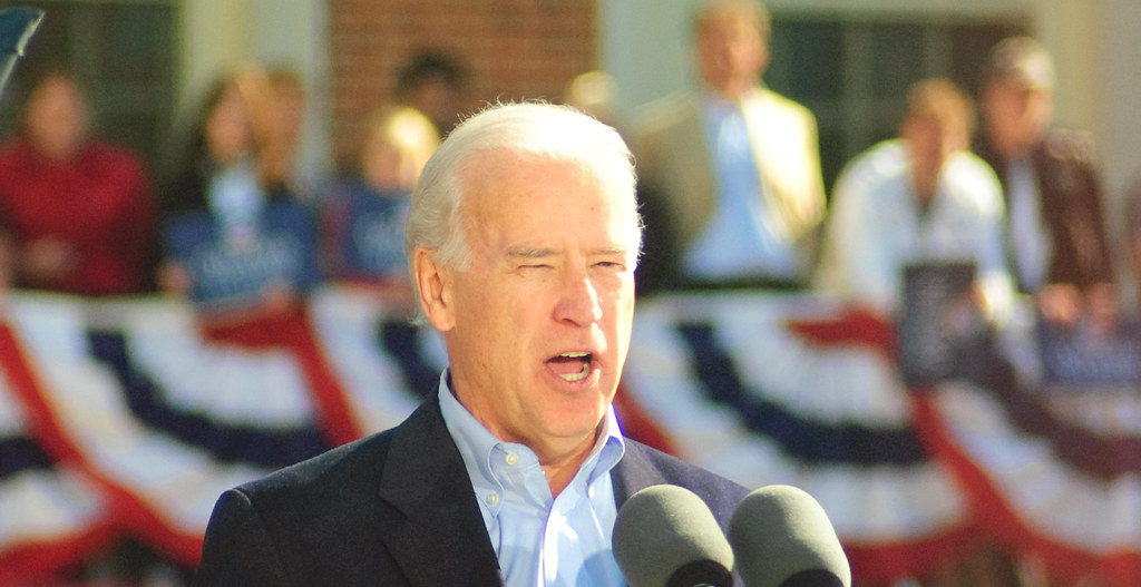 Joe Biden at Wake Forest University