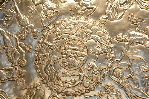 The Great Dish from the Mildenhall treasure | by Ian-S