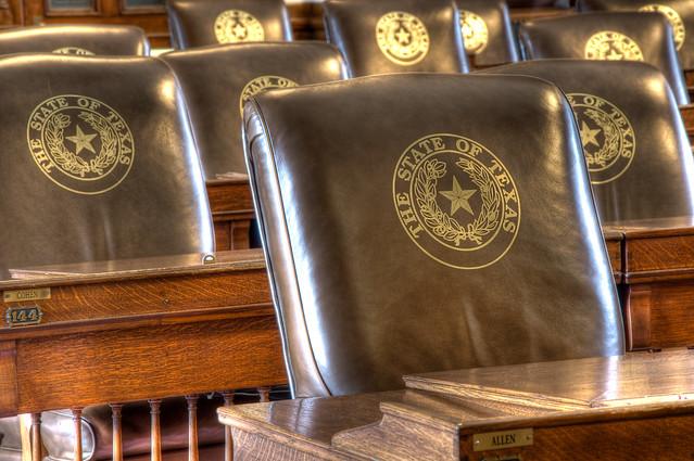 Texas House Seats