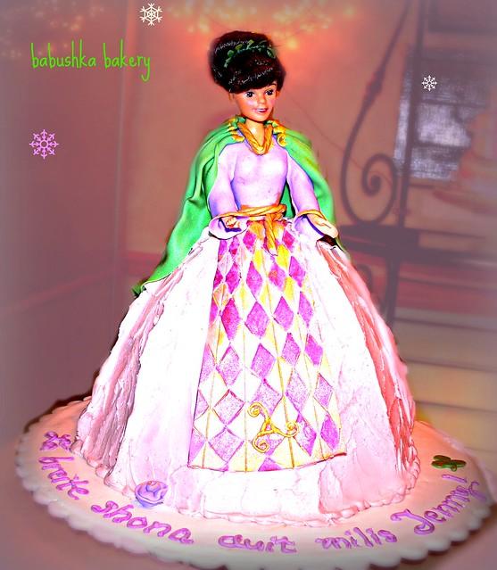 Celtic Princess Jenny Cake