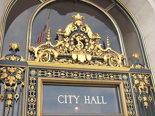 City hall sign | by moonlightbulb