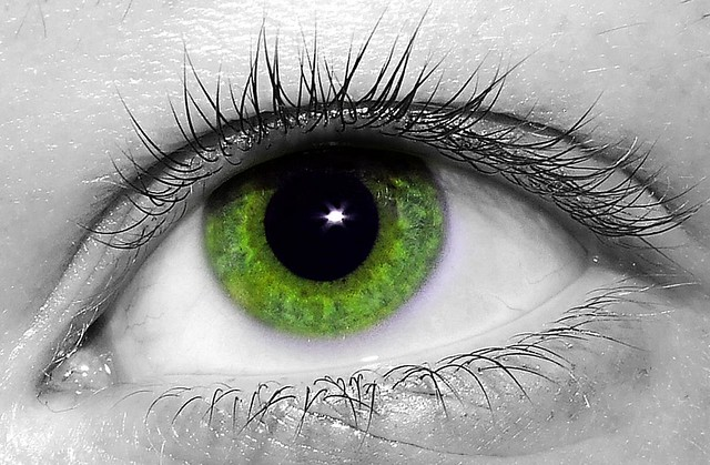 The Green Eye of....