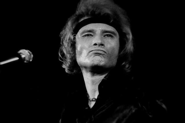 Johnny Hallyday en 1969