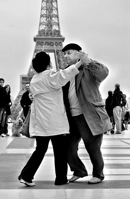 Danse au Trocadero