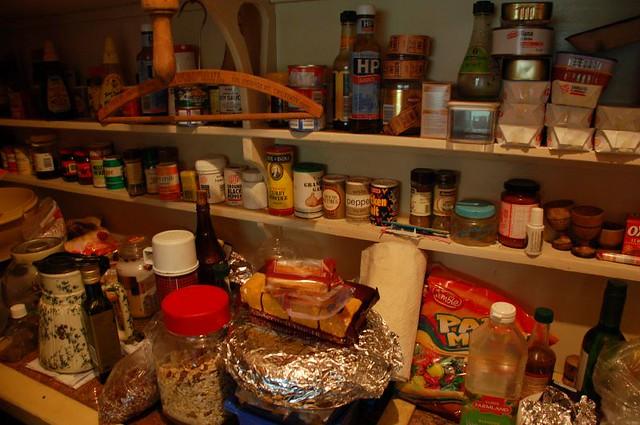 食物儲藏室