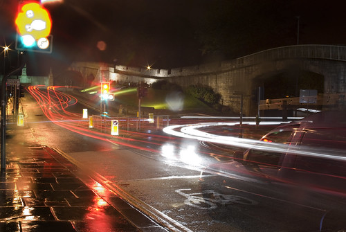 Traffic on a Rainy York night | by Sheffield Tiger
