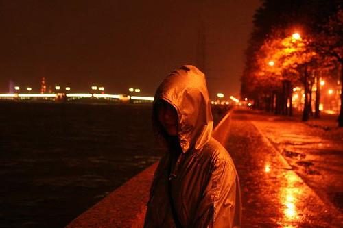 famous /blue/ raincoat