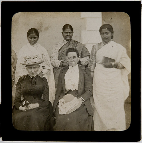 Canadian female doctor, India, c. 1900 | by whatsthatpicture