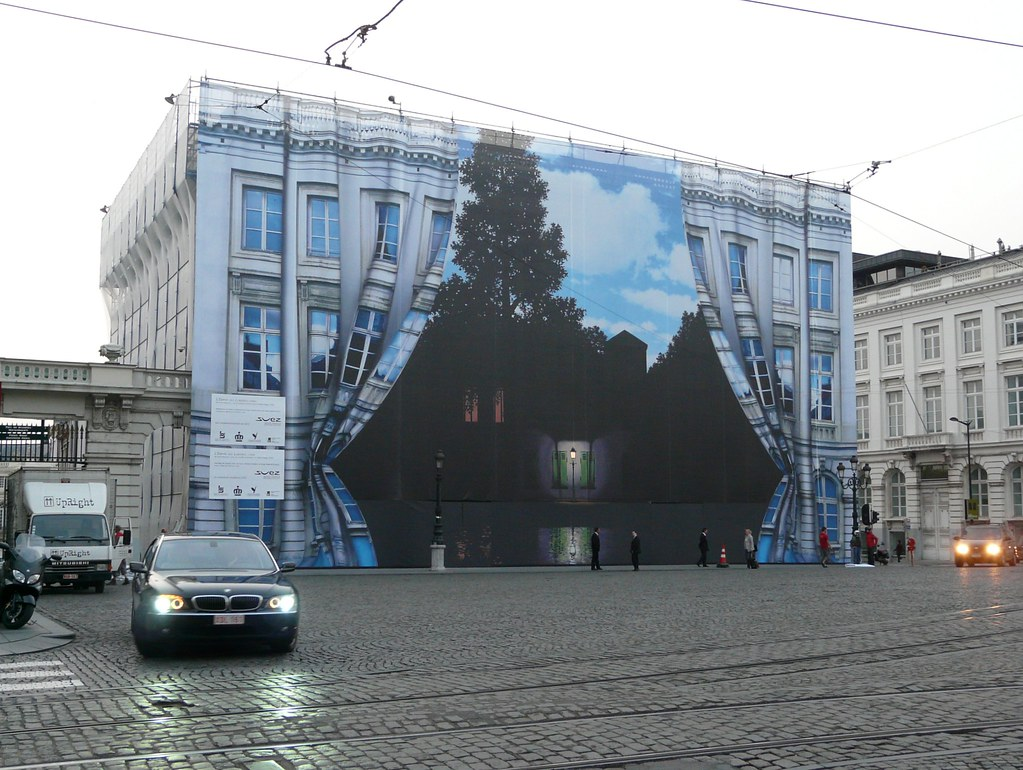 Magritte museum...