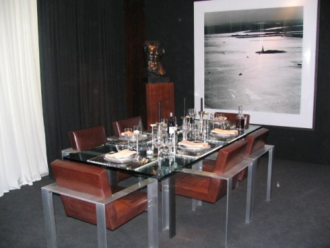 Ralph Lauren Home Ultra Modern Dining Room | See more at www ...