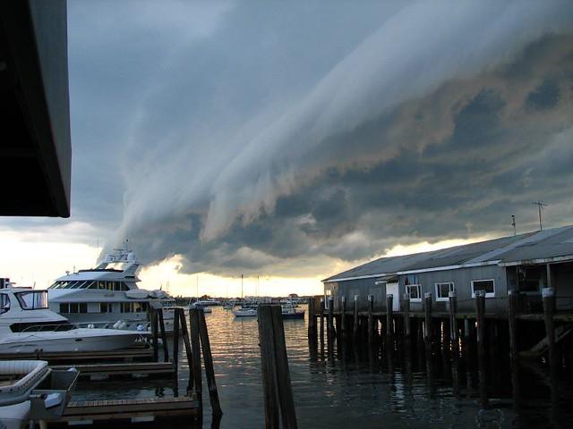 a storm a'brewin