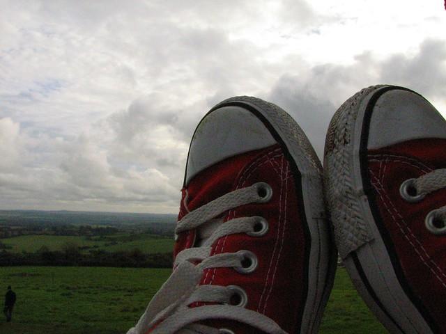 Day Seventeen: Chucks In Ireland