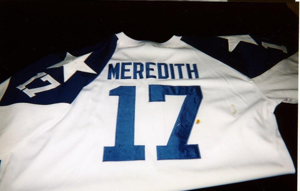 1960 Don Meredith Dallas Cowboys custom Jersey | toby allred | Flickr  supplier