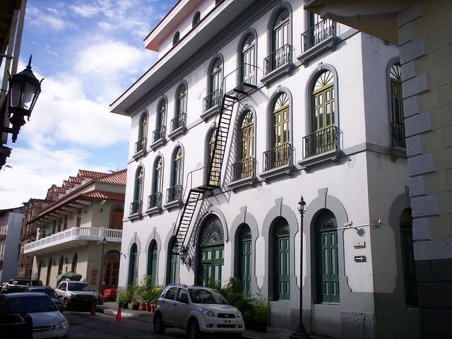 El Museo del Canal de Panamá y la Casa Testa...
