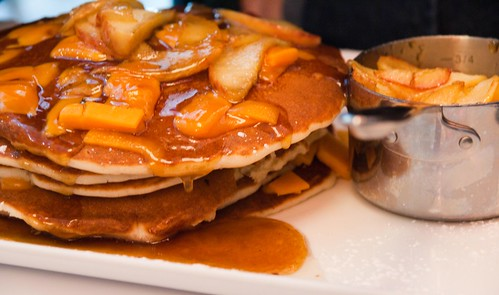 Maples, Apple, Cheddar, and Pancakes Oh My! | by riacale