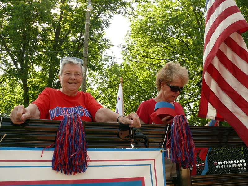 Worthington Memorial Day Parade 2011