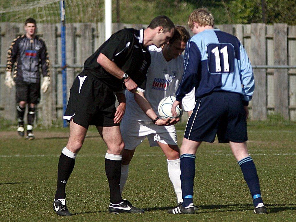 Arlesey Town 0 Enfield Town 1 (12/04/08)