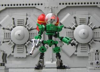 Robot Milton | by Legoloverman