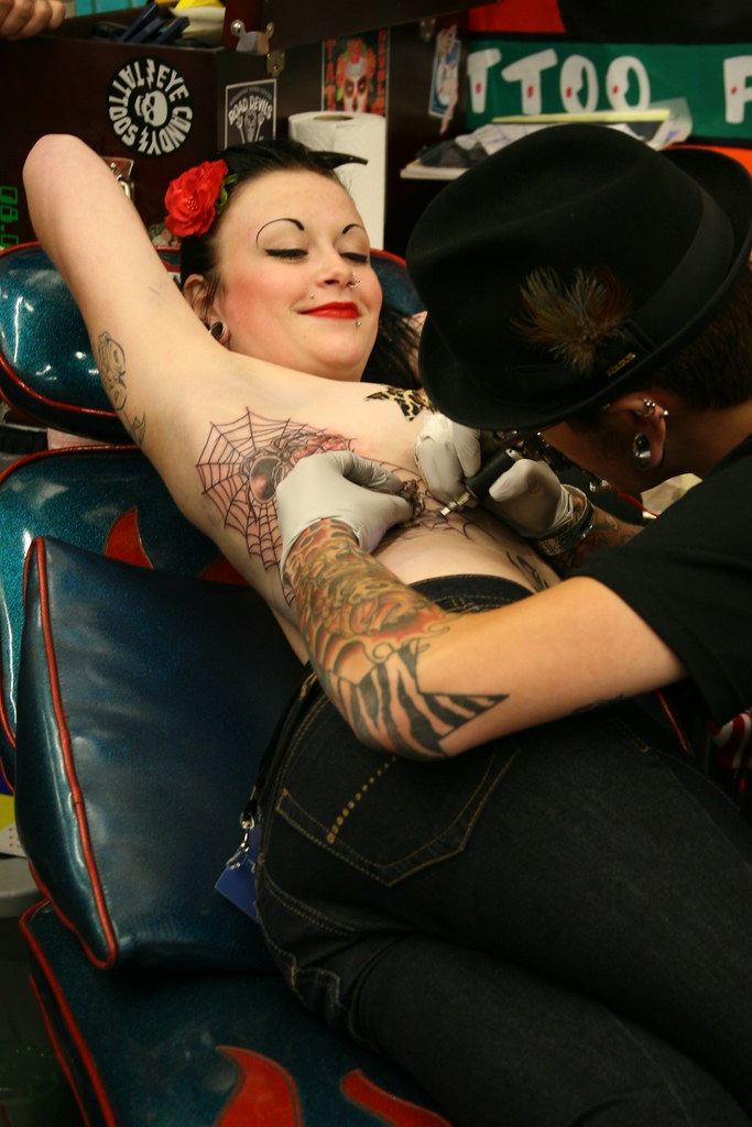Seattle Tattoo Convention 2008 | Lucky Devil South Seattle, … | Flickr