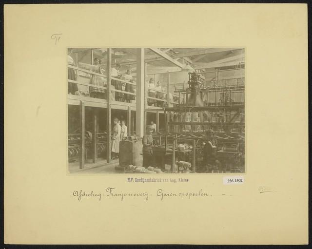 Gordijnenfabriek Aug. Kleine