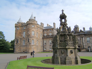 Holyrood Palace | by Rictor Norton & David Allen