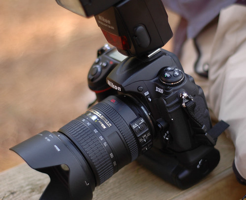 Mike's D300